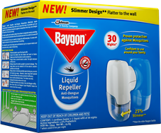 Baygon Anti Dengue Liquid Repeller