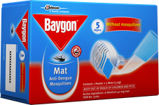Baygon Anti-Dengue Mat