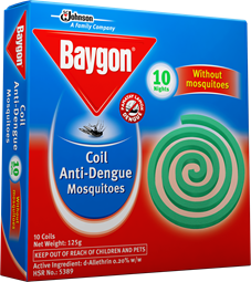 Baygon Anti Dengue Mosquito Coil