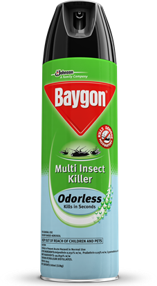 Baygon Multi Insect killer Odorless