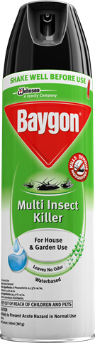 Baygon Multi-Insect Killer  - Waterbased