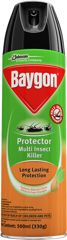 Baygon Protector Multi Insect Killer